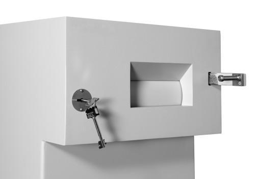 09. Ideal Line - Sejfy depozytowe z bębenkiem, urządzenia dedykowane stacjom benzynowym