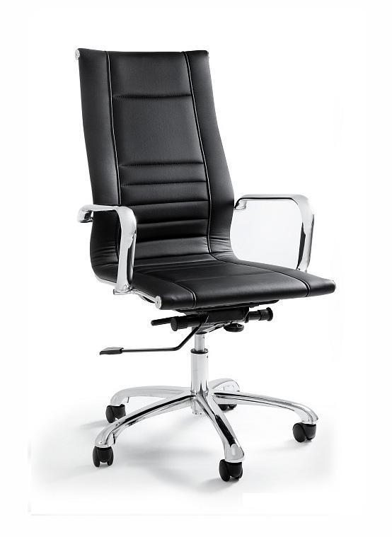 05. Krzesła biurowe Aster - Krzesła