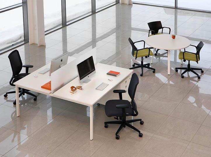 01. System mebli biurowych AMIKA - Meble biurowe