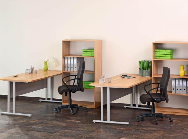 15. System mebli biurowych FIDUS - Meble biurowe