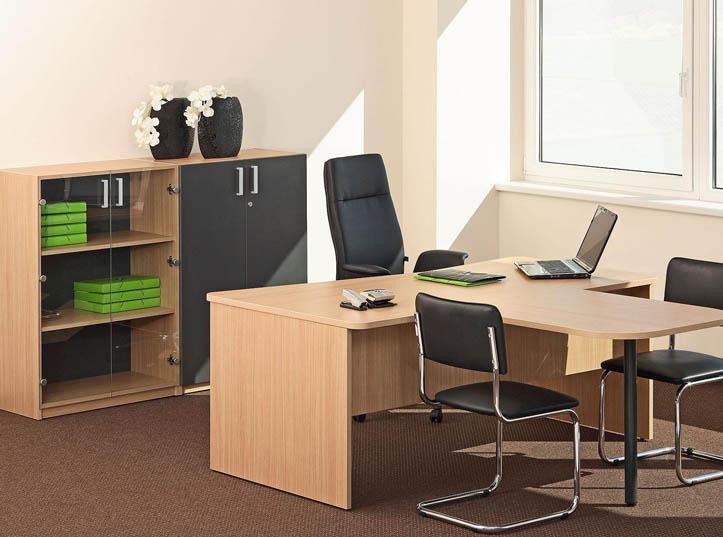 18. System mebli biurowych FIDUS - Meble biurowe