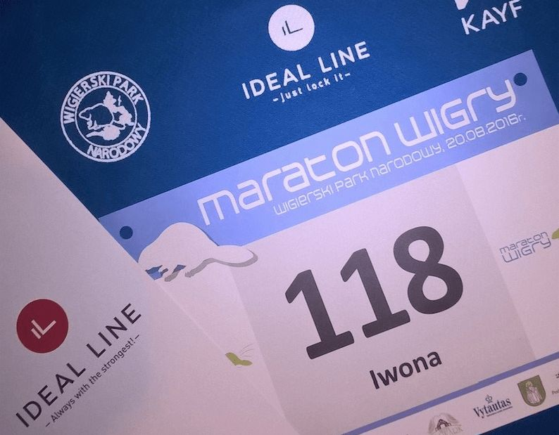 Ideal Line - Maraton Wigry